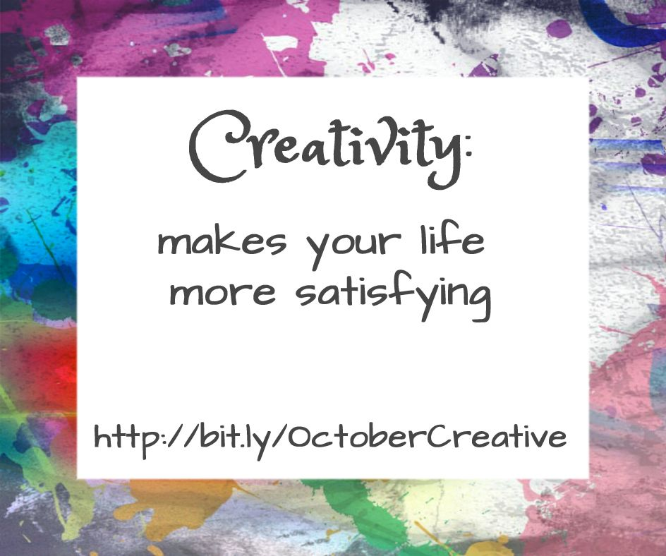 If you're a creative, you know this one is true :)