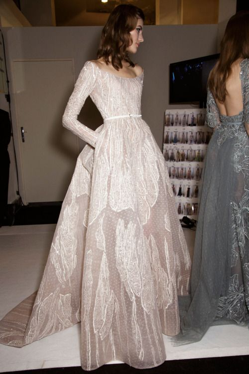 Stunning Wedding Dresses Tumblr : Valentinoire: b&w http: its vogue baby.tumblr.com fashion