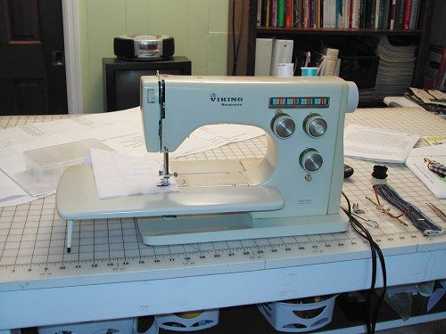 Viking 40 Sewing Machine Review By Debbie Cook Sewing Projects Enchanting Viking 400 Sewing Machine Review
