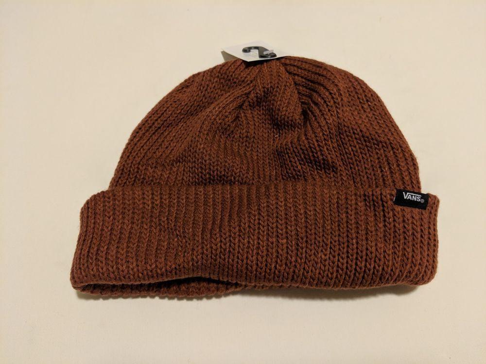 f6235df6d06 VANS New Core Basics Beanie Men OSFA Hat  fashion  clothing  shoes   accessories  mensaccessories  hats (ebay link)