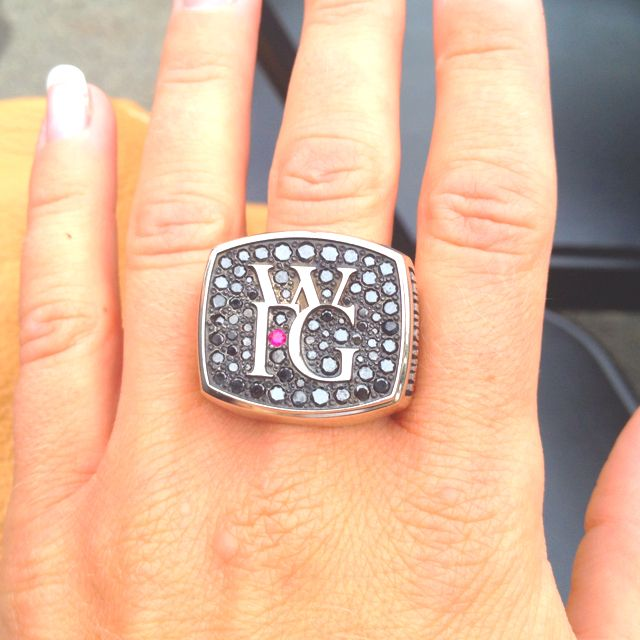 $5-$10 Million Dollar #Wfg Ring, Wow! Making Dreams Come