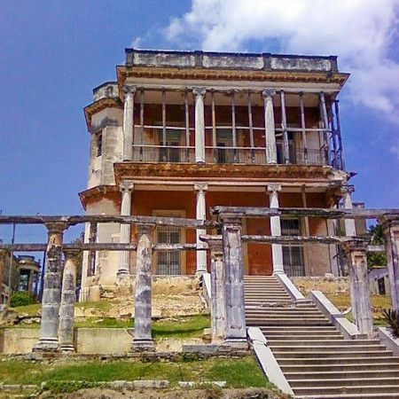 Se Vende Palacio en la Víbora, Habana, Cuba cuba real