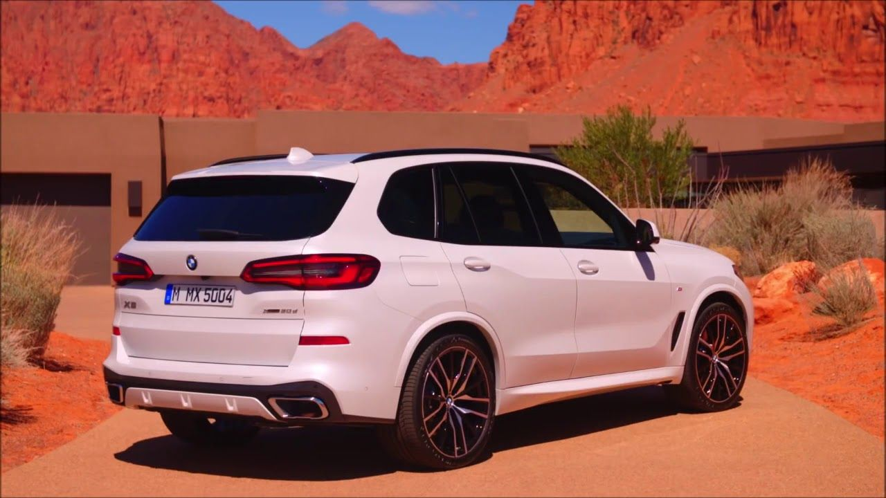 2019 Bmw X5 Interior Exterior And Drive Fourth Era Of The Bmw X