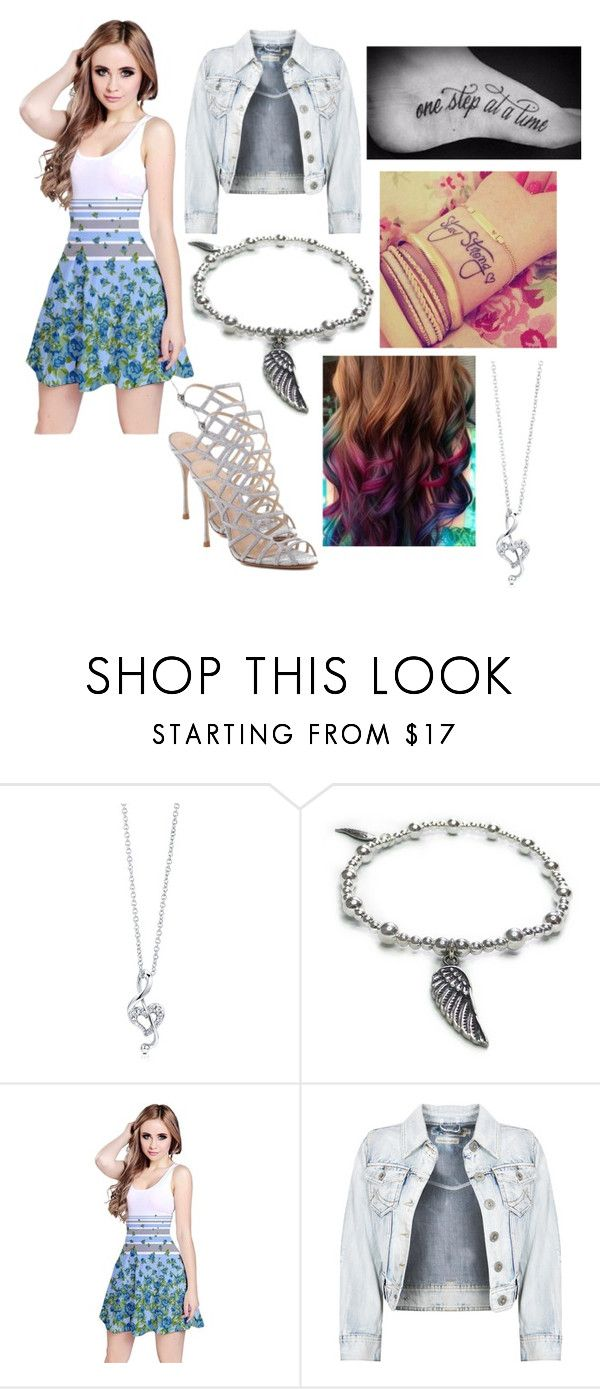 """""""The Way I Loved You"""" by diyadawda13 ❤ liked on Polyvore featuring BERRICLE, Jacy & Jools and Schutz"""