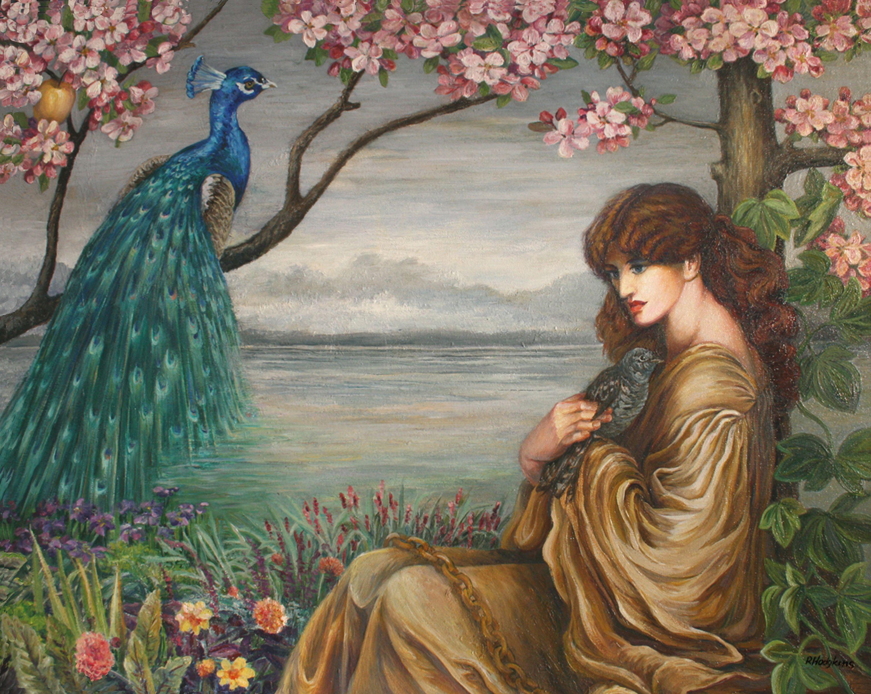 Hera - Queen of the Gods from Greek Mythology, Goddess of