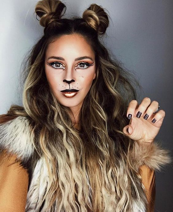 Photo of 30+ insane yet pretty Halloween makeup ideas – new ideas