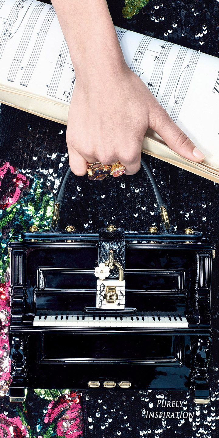 Dolce & Gabbana SS2017 Music Collection | Purely Inspiration