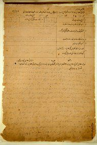 National Archives of India: The first information report of the murder of Mahatma Gandhi on Jan. 30, 1948