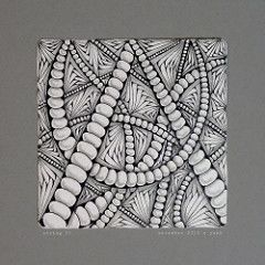 zentangle doodle strings - Google Search