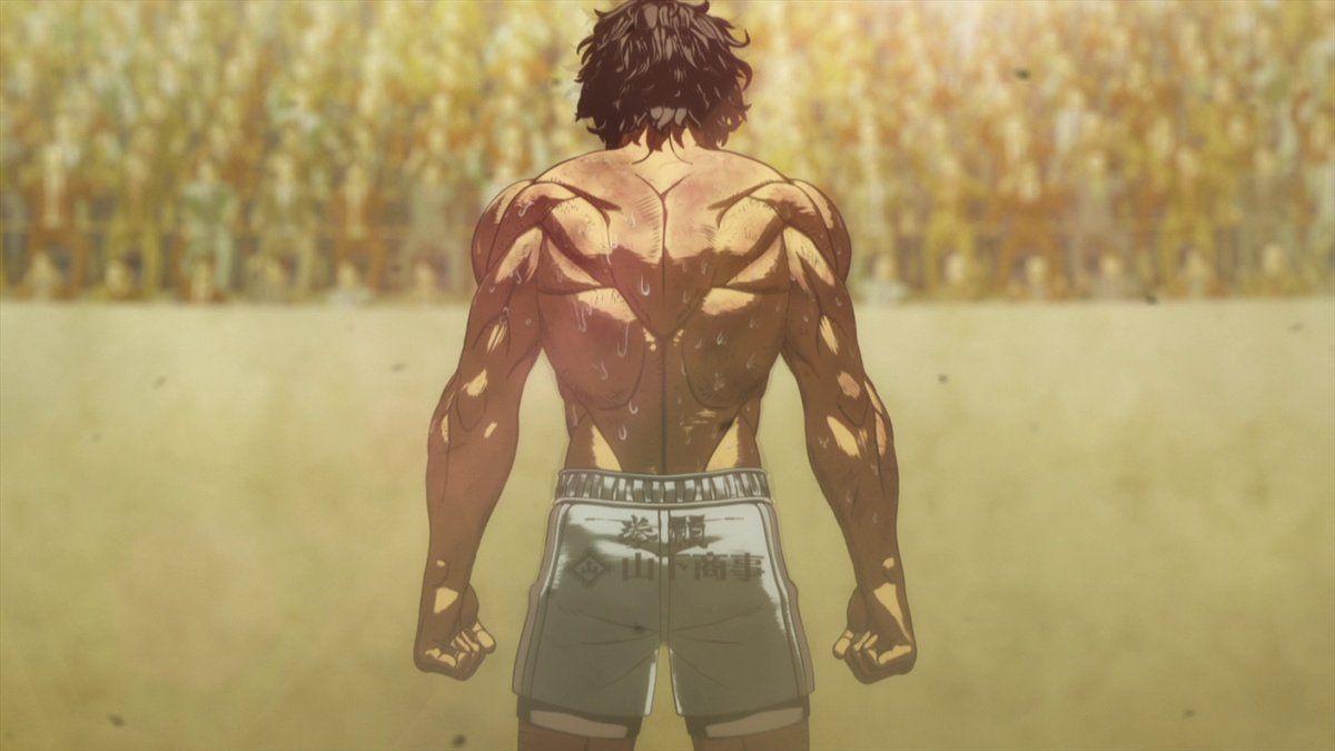 Kengan Ashura Anime Planet Anime Artwork Anime Boy Anime Images