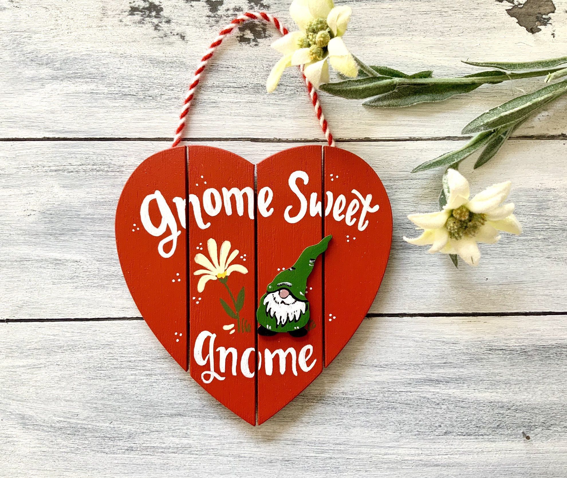 Excited To Share This Item From My Etsy Shop Gnome Sweet Gnome Nordic Welcome Sign Swedish Gifts Scandinavia Swedish Gift Swedish Decor Scandinavian Decor