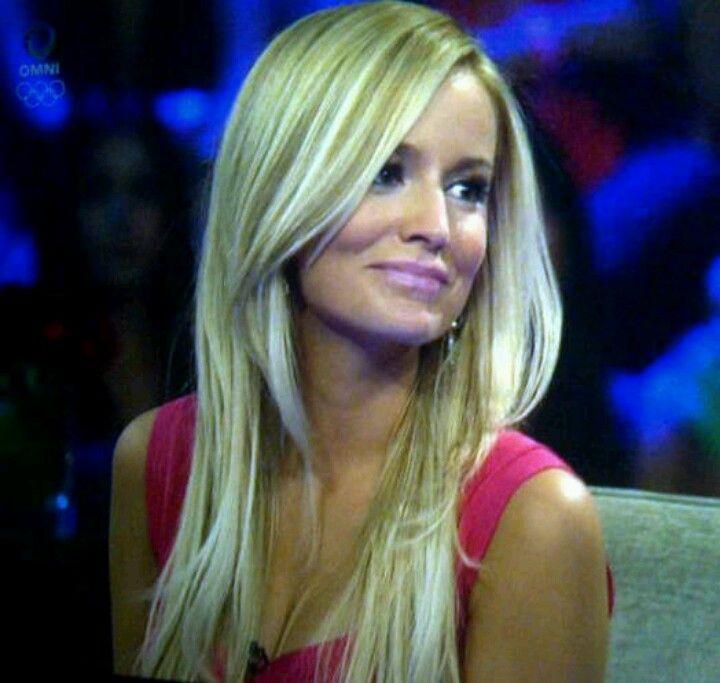 Emily Maynard Hair Long Hair Don T Care Blonde