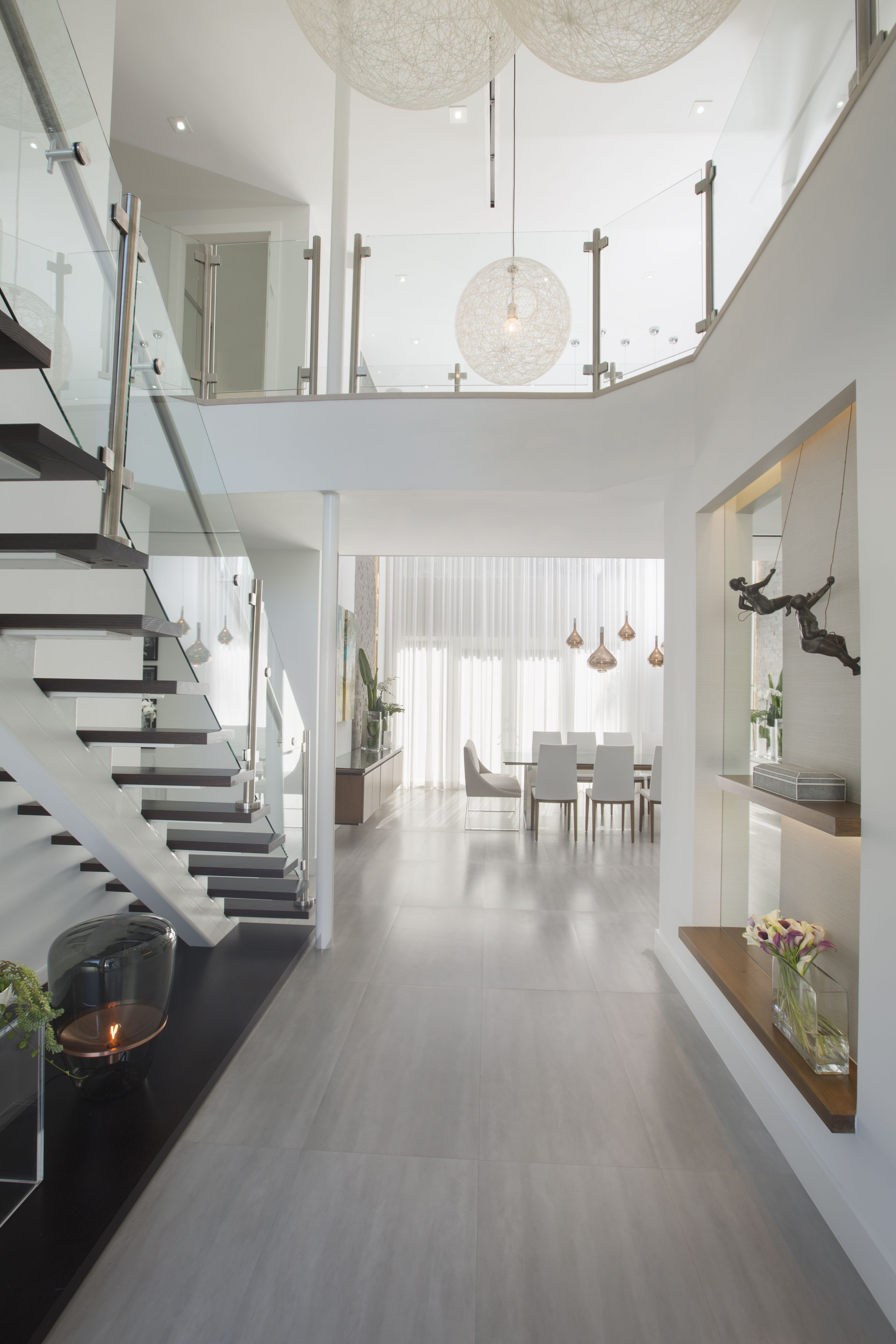 Modern Eclectic Home | Residential interior design, Design projects ...