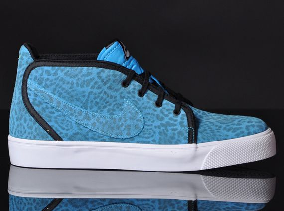 nike toki premium fb blue leopard 2 Nike Toki Premium FB Blue Leopard 457984491f1d