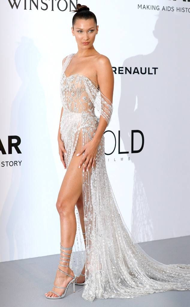 Photo of Crystal Clear from Bella Hadid's Best Looks
