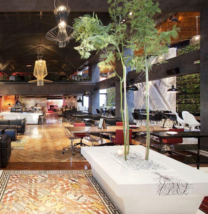 Coffee Shop By 314 Architecture Studio, Athens » Retail Design Blog
