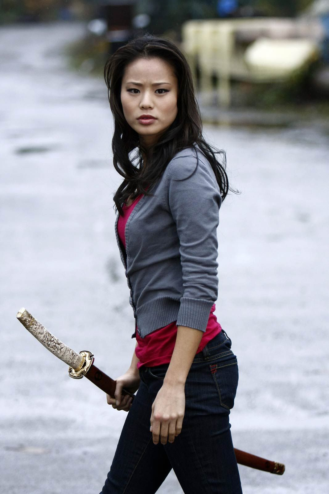 samurai girl movie Jamie Chung