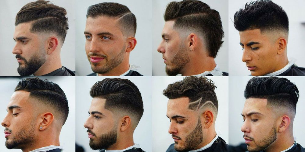Types Of Hairstyles Amazing Haircut Names For Men  Types Of Haircuts  Haircuts Barbershop And