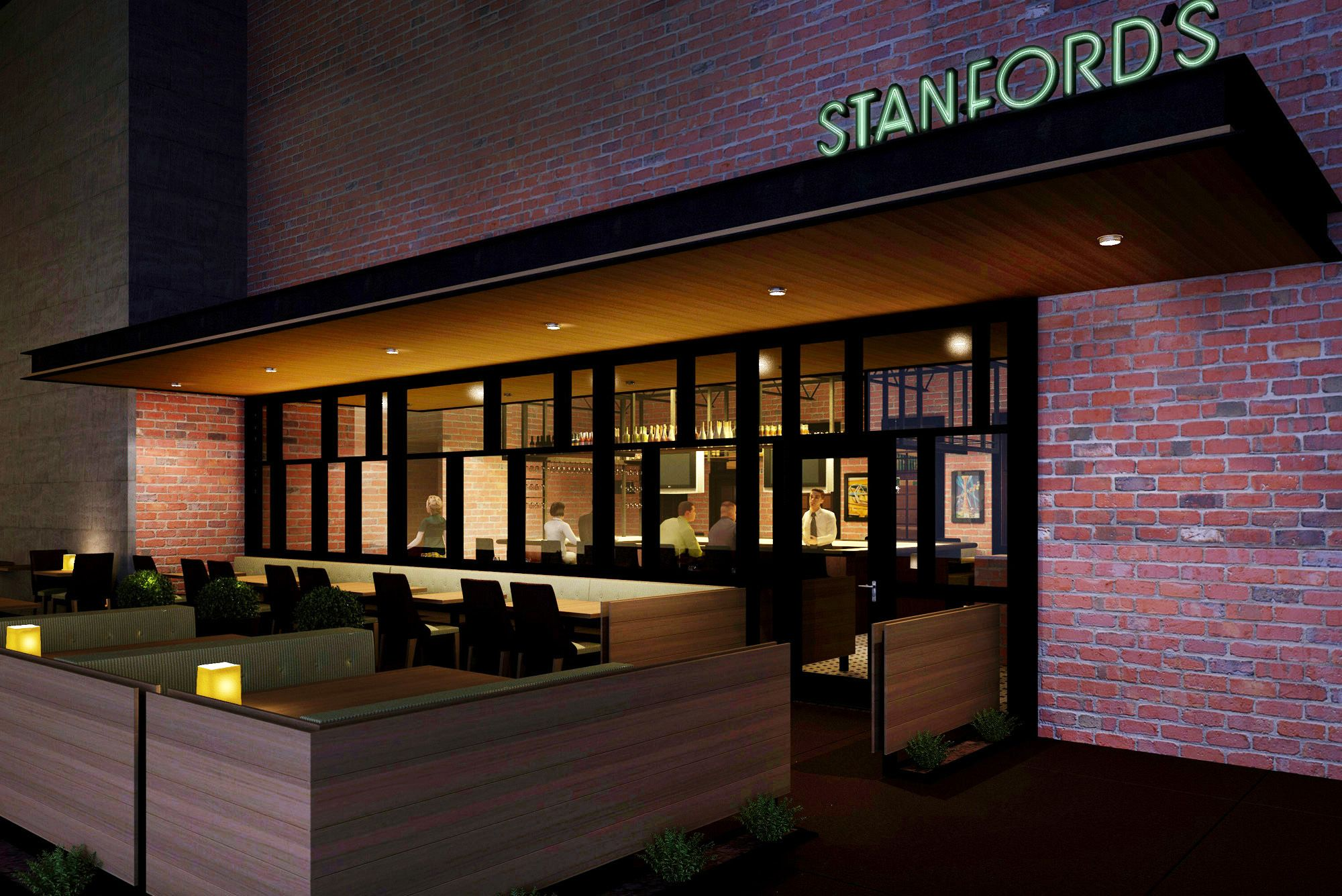 cool restaurant exteriors - Google Search                                                                                                                                                     More