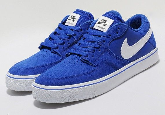 best sneakers c4852 83f84 Nike Paul Rodriguez 7 VR – Blue – White