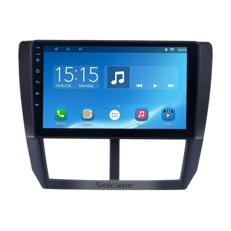 Seicane 9 Inch Android 6 0 2008 2009 2010 2011 2012 Subaru