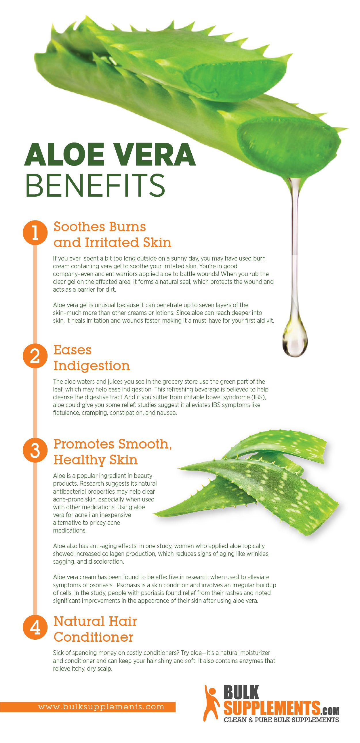 Aloe Vera Extract 3 Impressive Benefits For Your Health Aloe Vera Benefits Coconut Health Benefits Health