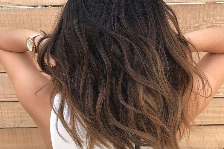 Brown Ombré Hair Color Ideas #ombrehair