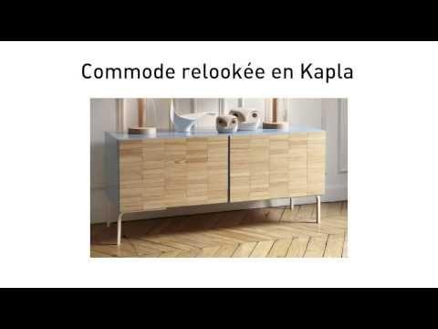 DIY meuble  fabriquer un meuble en bois design
