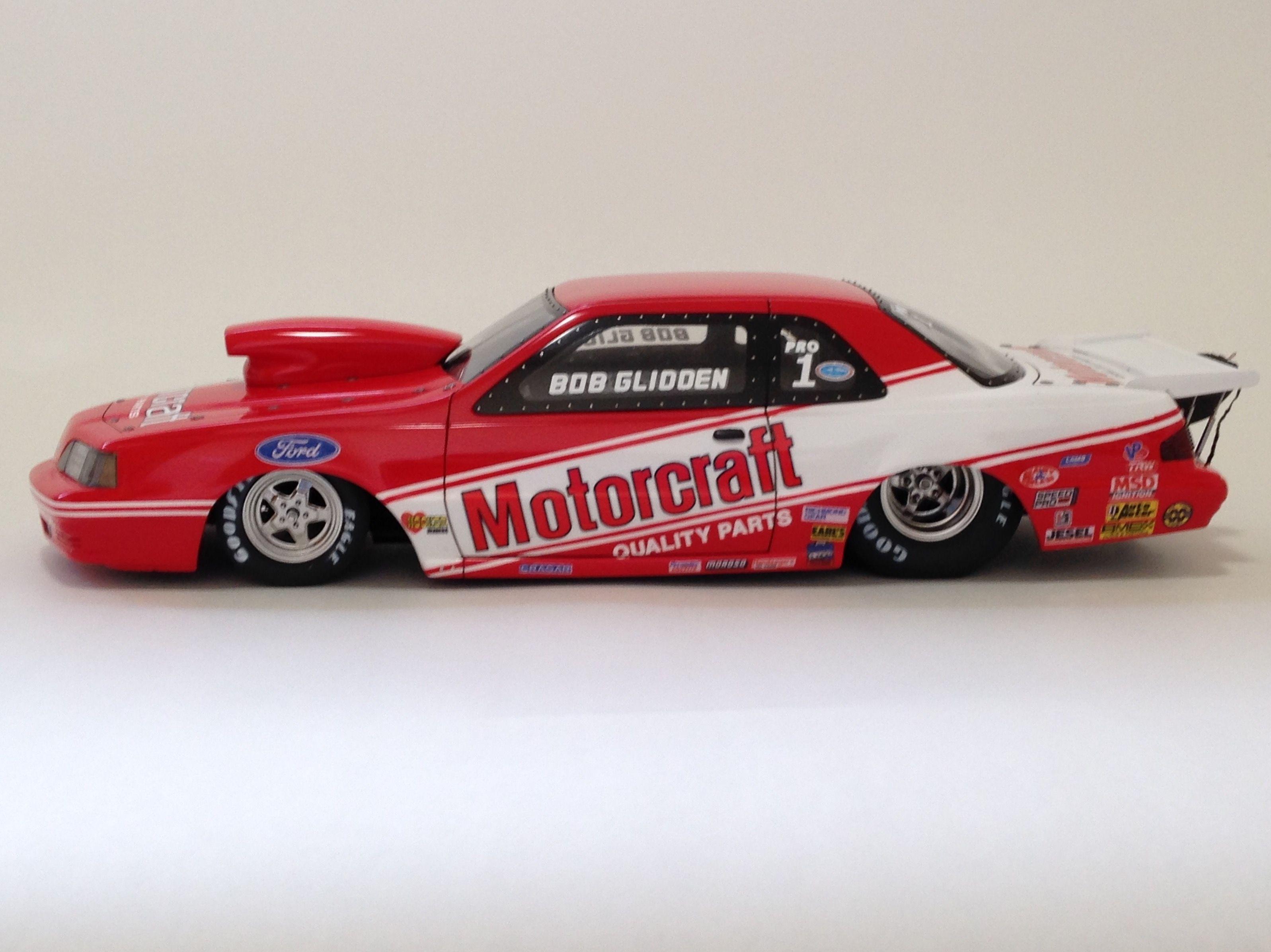 Drag Racing Slot Car Rc