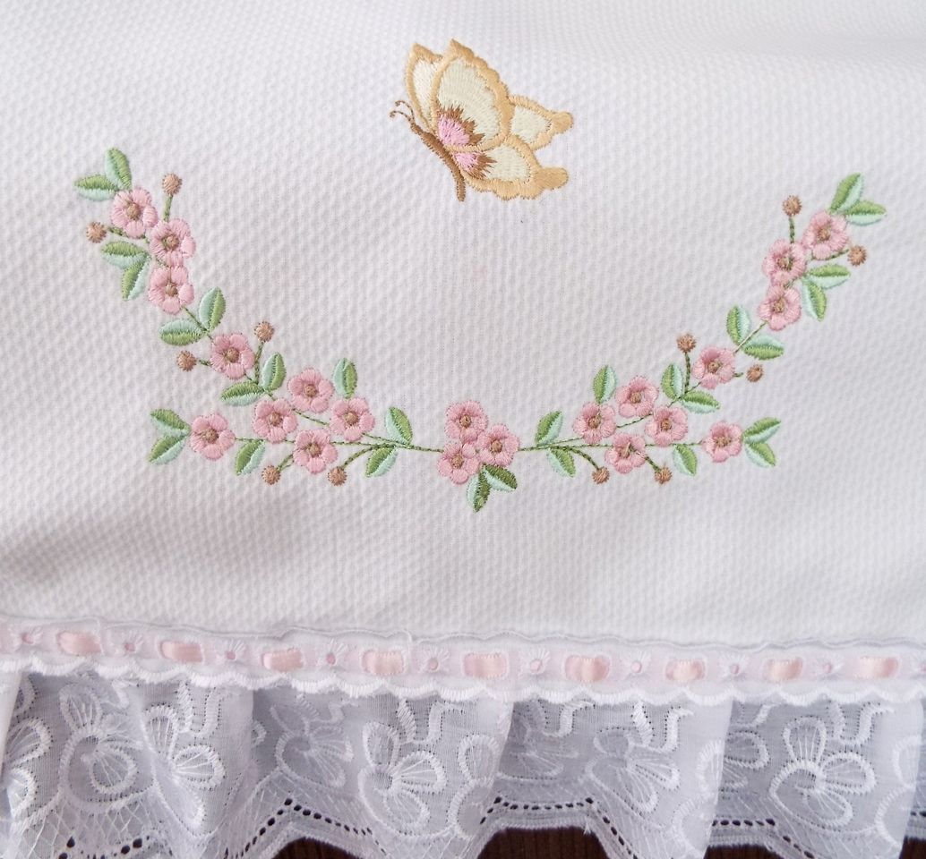 Resultado de imagen para manta para bebe bordada a mão | sabanitas ...