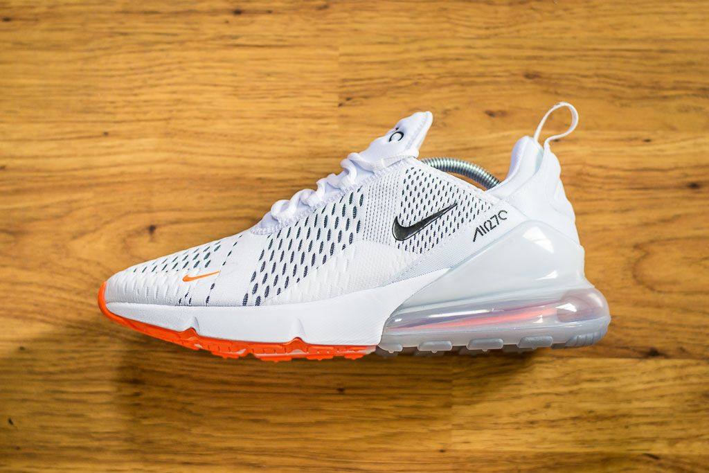 Nike Air Max 270 Just Do It Sneaker Pickup & Unboxing