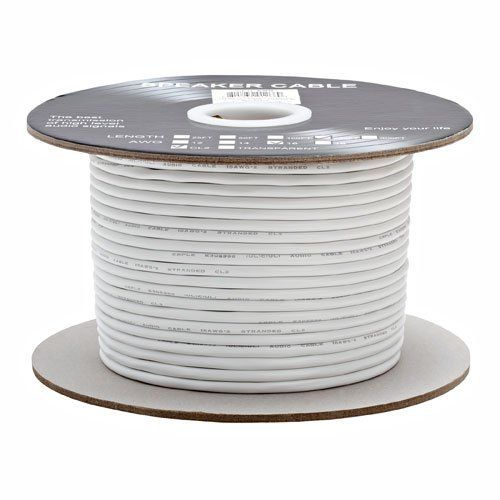 16-Awg 2C 250 Ft In Wall Speaker Wire CL2 Rated by Cmple. $45.76 ...