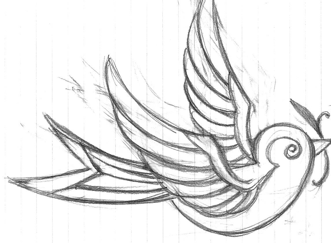 Bird tattoos designs ideas and meaning tattoos for you - Swallow Tattoos Designs Ideas And Meaning