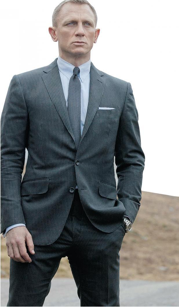 Daniel Craig #007 -- Skyfall was a great movie! | Celebrities ...