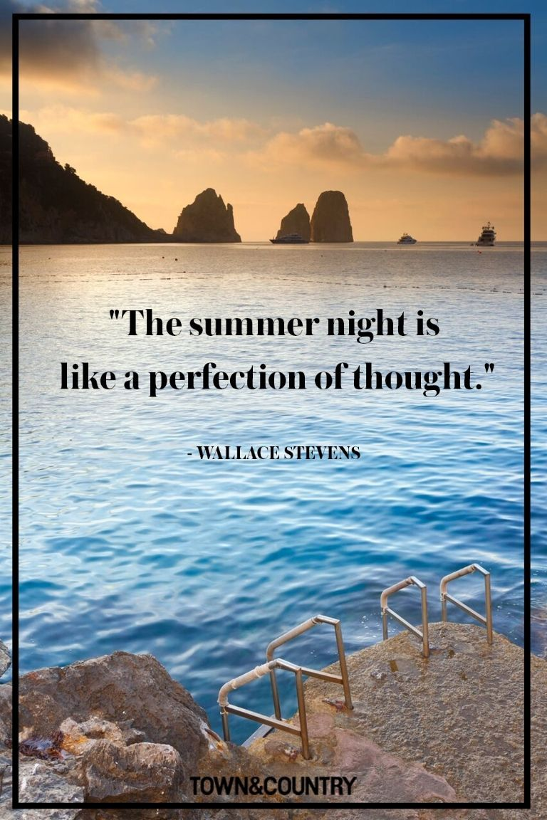 20 Of The Best Quotes About Summer The Best Of Summer Pinterest