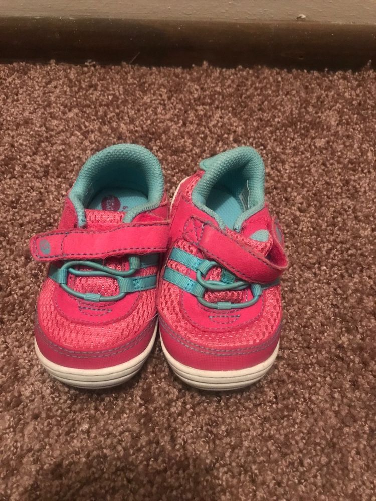 0465c57205a092 Stride Rite size 4.5 baby walking shes  fashion  clothing  shoes   accessories