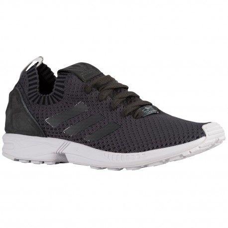 adidas men's zx flux primeknit running shoes