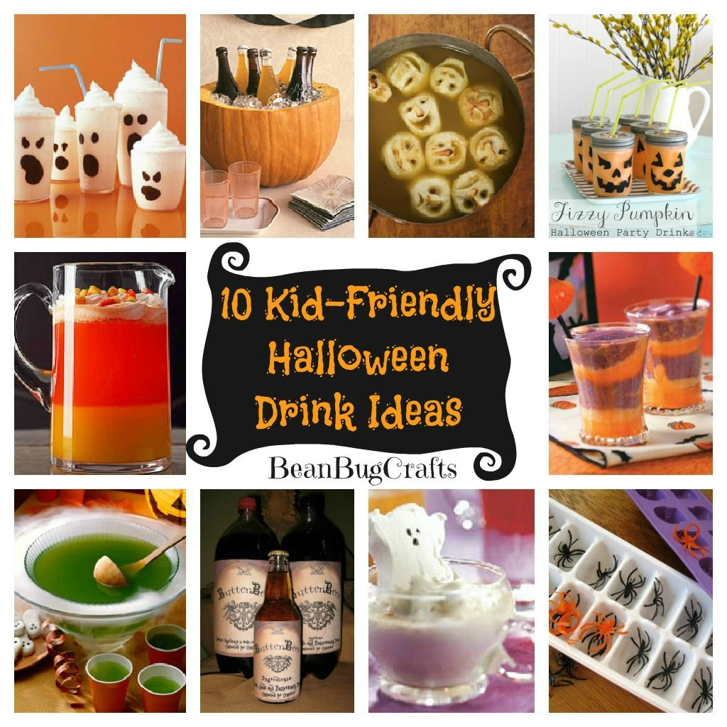 easy halloween party food |  drinks why not start it extensive