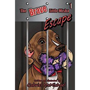 #Book Review of #TheBraveLittleMishaEscape from #ReadersFavorite - https://readersfavorite.com/book-review/the-brave-little-misha-escape  Reviewed by Tiffany Davis for Readers' Favorite  The Brave little Misha: Escape by Gabriel McMichael is an illustrated children's story about a small dog that was being mistreated, so he ran away to escape the dangerous situation. Misha started to live on the streets, but quickly realized that street life was not fun or safe. Other d...