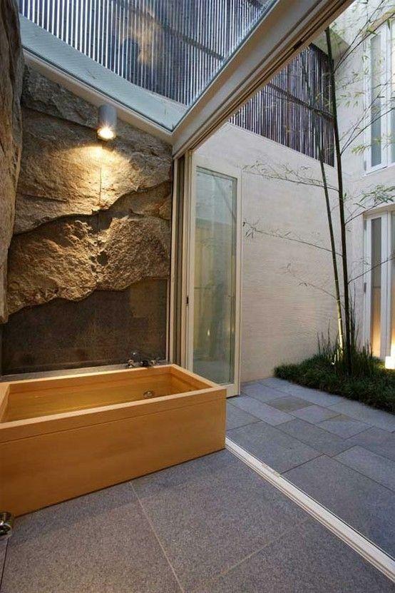 Nice bathroom by bobbi