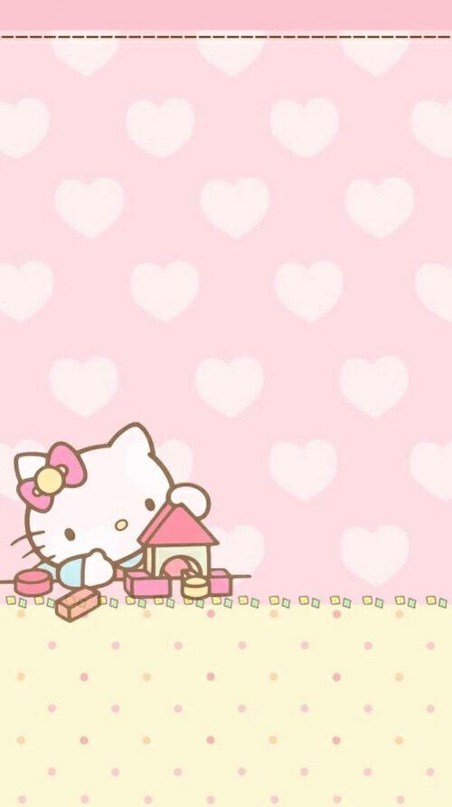 Hello Kitty Home Screen