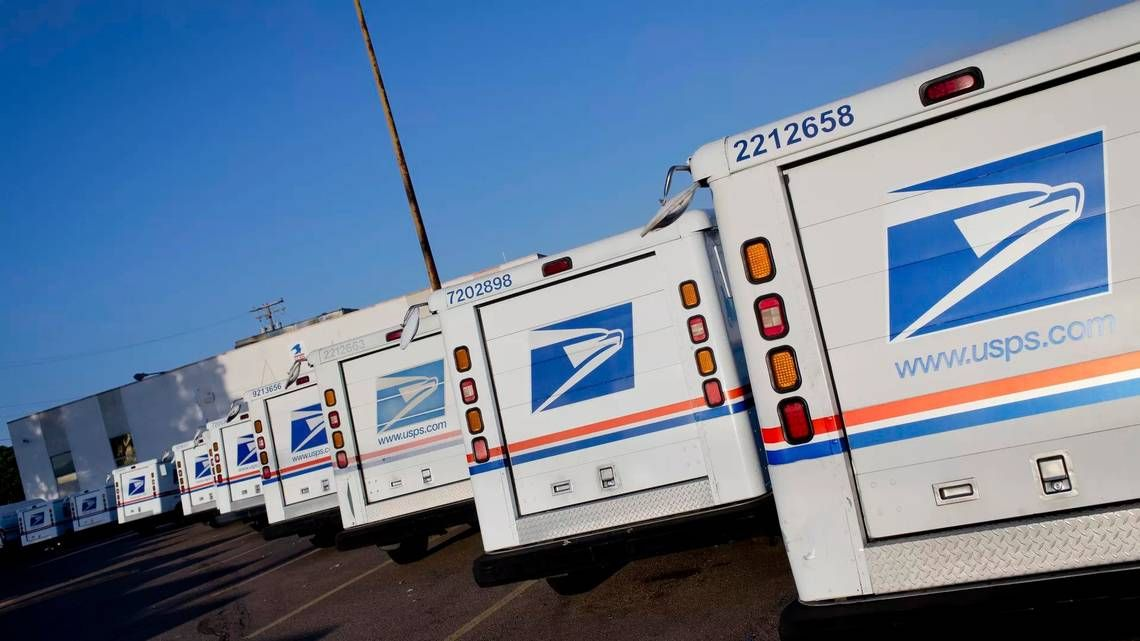 The Postal Service Appears To Be Broke Actually It S Rich In Real Estate Opinion In 2021 Self Driving Postal Worker Postal