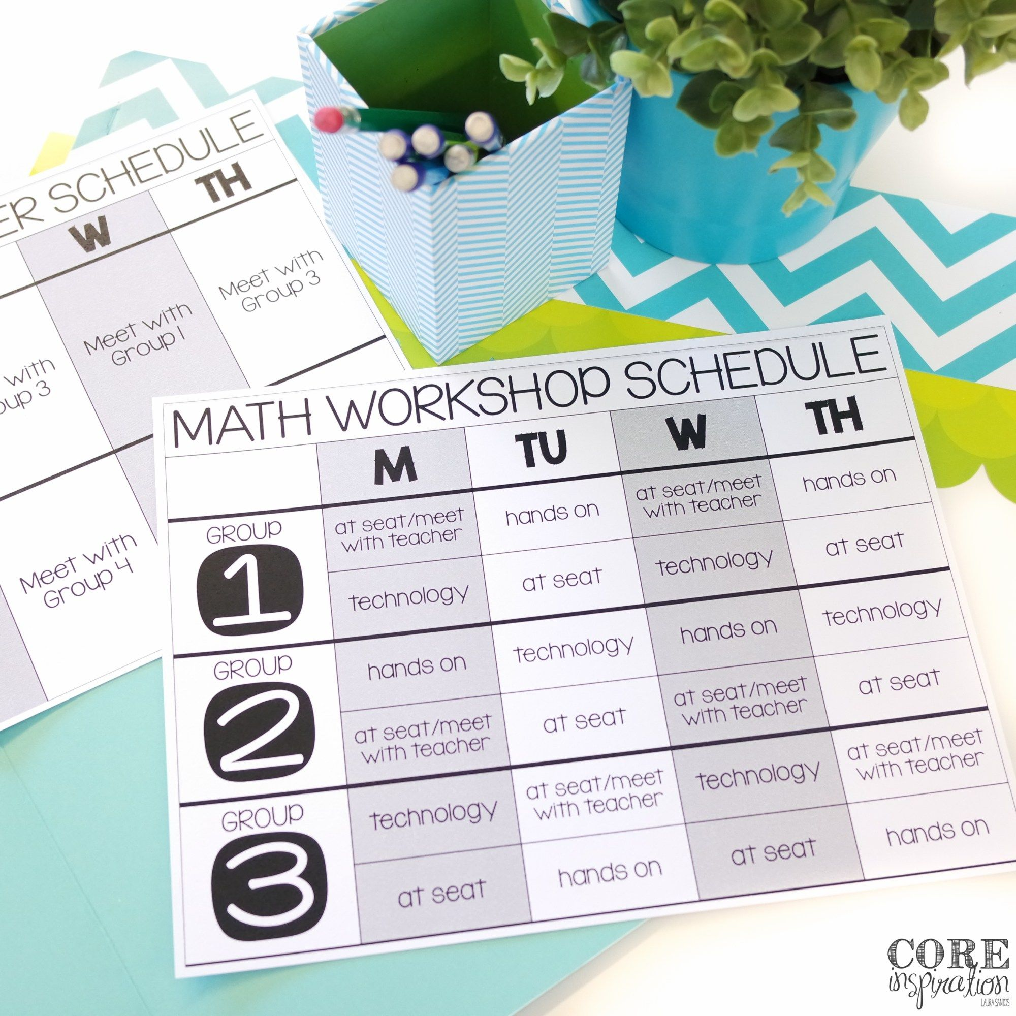 Math Workshop Starter Kit
