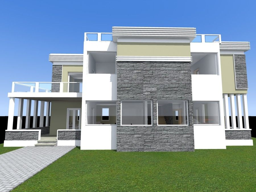 House · Parapet Wall Designs ...