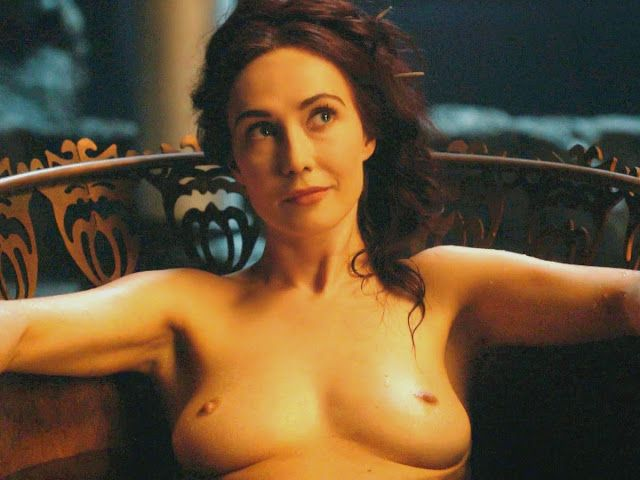 Red witch game of thrones nude