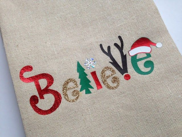 Amazing Cricut Christmas Crafts Part - 10: 10+ Festive Christmas Projects For Your Silhouette And Cricut |  Www.kimberdawnco.com