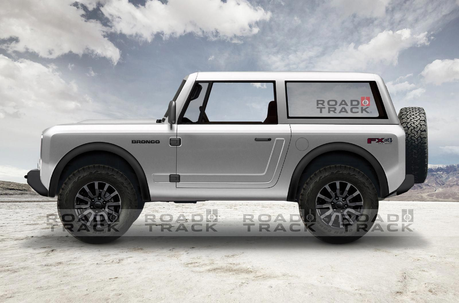 Here S What We Think The 2020 Ford Bronco Will Look Like Ford