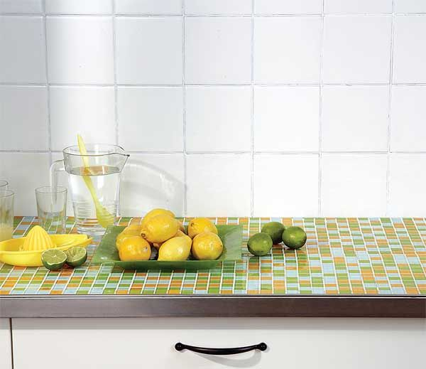 Retro Style, Mosaics And Mosaic Furniture