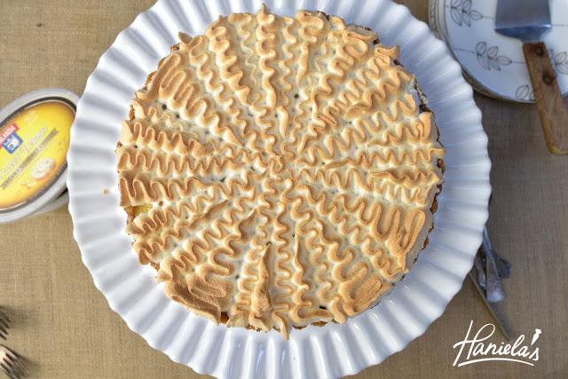 Lemon Meringue Cheesecake Tart with Finlandia™ Creamy Gourmet Cheese #lemonmeringuecheesecake Lemon Meringue Cheesecake Tart with Finlandia™ Creamy Gourmet Cheese #lemonmeringuecheesecake