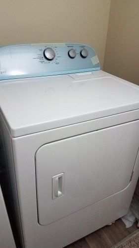 Whirlpool Washer Dryer For Incl 5 Yr Warranty Liances Alpharetta Ga At Geebo